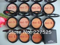 Hot sell~ Makeup Studio Fix powder plus Foundation 15g Face Powder (24 pcs)