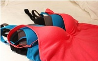 Wholesale the VS same style vest with the cups no rims deep V sexy modal fabrics 11 colors one size for 70B-85C is ok