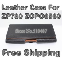 New Leather Case For ZOPO ZP780 ZP6560 Case Cover Free Shipping