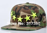 Wholesale Men Camouflage Flexfit Spring Snapback Hats Women Flat Brim Baseball Caps Mens Summer Embroidered Hat Snap Backs Cap