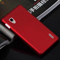 E975 Case, 2014 New Mobile Phone Bag,  Matte Hard Case, Luxury Rubber Hard Back Cover Case For LG Optimus G E975, 1pcs/lot