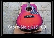 custom acoustic guitar promotion