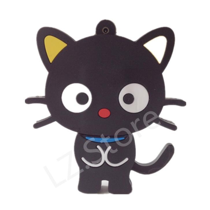 Wholesale Pen Drive Cartoon hello kitty gift 4GB 8GB 16GB 32GB 64GB tom cat Usb Flash Drive Pendrive Free Shipping(China (Mainland))