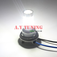 Free Shipping!!! 1156 BA15S 50W CREE LED Rear Light back light, S25 P21W 10*5W CREE-XBD Chip