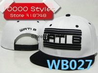 Snapback hats 2014 new arrival WATI Bfashion style snap back men baseball caps hiphop cap free shipping