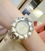 Women dress watches with rhinestone/dress watch for women Free shipping