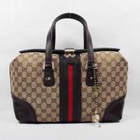 2012 star BOSS women's fashion canvas handbag 150335