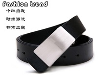 PPP new FASHION SEXY PU Leather BLACK Adjustable Belts buckle