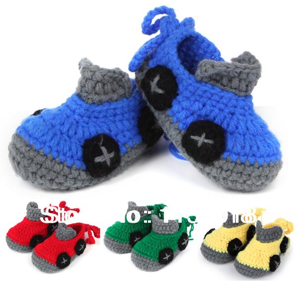Crochet Nike Shoes : nike free shoe crochet pattern