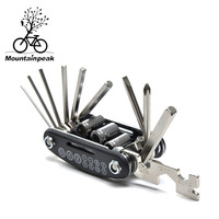 Free shipping Bike repair tools set,combination bike repair kits with a set of socket wrenches for bicycle travel