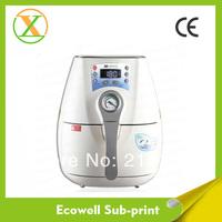 New Designed Mini 3D Sublimation Vacuum Machine /heat press machine by Fedex free shipping