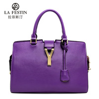 Free Shipping 2014 best-selling female bag leather phone leather shoulder bag of candy type horizontal recreation bag party bag