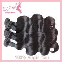 GALI Queen Hair Malaysian Virgin Hair Unprocessed Virgin Hair 5A Grade Top Quality Body Wave 4pcs/Lot DHL free shipping
