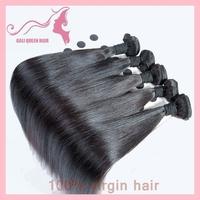 Malaysian Virgin Hair Straight Human Hair Weave Unprocessed GALI Queen Hair 5A Grade 3pcs/lot Mix Length DHL Free Shipping