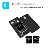 Mobile phone chargers QI wireless charger card Qi wireless charger receiver module designed for Samsung Galaxy Note 3 N9006