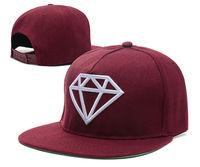 cheap ! free shipping, 14 style Diamond Snapback cap hot sale! men and women, sun hats,new Adjustable baseball hats Retail