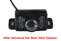 """Universal Car Rear view Parking Camera HD Color Night Version Reverse Backup Drive CCD Camera with """"170'' Angle"""
