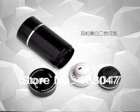 Gpfile morr bluetooth voice general 4.0 wireless mini earplug ear bluetooth earphones free shipping