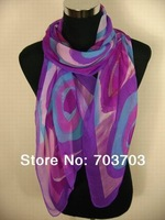 magic soft 100%polyster scarf women scarves SCARF scarves Shawl Wrap poncho 160*55cm 2pcs  #6043