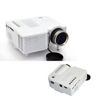 50% shipping fee 5 pieces LED projector Mini proyector ! Portable Multimedia LED Mini Projector support HDMI AV-in Video VGA