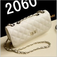 New 2014 Fashion Women handbags metallic ,Square Women leather handbags , Wallet purse handbag messenger bags Free Shipping