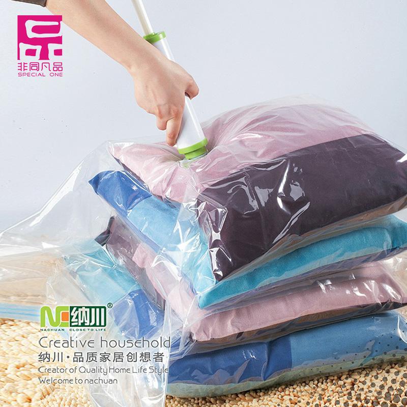 Thickening vacuum compression bags storage bag 2 js1026(China (Mainland))