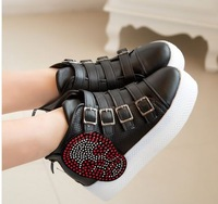 2014 Women's Casual Shoes Cute Trifle Shoes Shallow Student Skull Sneakers (Size 35-39) 5431