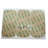 for Samsung galaxy S3 mini i8190 Frame 3M Adhesive Glue Tape,free shipping,100pcs/lot