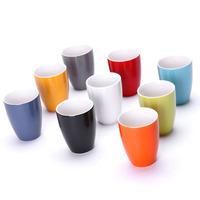 Forlife chromophous teacup glass advanced ceramic