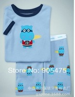 baby pajamas Baby Pyjamas Children Pyjamas Children Sleepwear short sleeves underwear clothing kids clear suits 6sets/lot  #28
