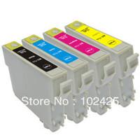 Compatibel Ink Cartridge For Epson T0711 T0712 T0713 T0714 For Epson Stylus D120 D78 D92 DX400 BX610 FW DX4050 BX300 F
