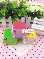 20pcs/lots hanrri tofu squishy