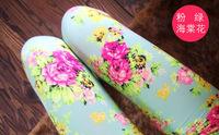 high quality cheap girls spring flower panties stockings kids leggings free shipping 1pc retail