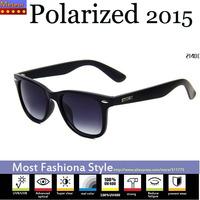 High quality Polycarbonate lens polarized sunglasses men brand sports,Classic star style rivet sun glasses women polarized 2014