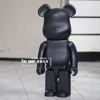 Bearbrick Be@rbrick Black DIY Oversized 1000% 50CM Dolls Birthday Christmas Gift