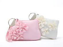 popular white clutch handbag