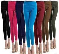 Hot sale K142 2014 spring pencil pants for women stretchy cozy stylish 17 colors casual pants wholesale and retail FREE SHIPPING