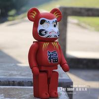 Bearbrick Be@rbrick Movable Limbs Beijing Opera Style Doll Decoration Birthday Gift