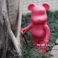 DIY Creative Bearbrick Ultralarge 1000% 50CM Momo Violence Bear Doll Gift