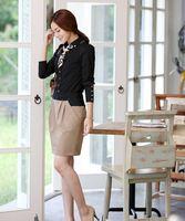 Wholesale novelty fashion stand Collar women blouse/ladies vintage long sleeve shirt