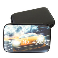 Car Leather Bag for Hard Drive Bag Disk/Phone/Camera/Mp5 Portable HDD Mobile Power Box Case