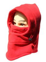 Ski hat Neck warmers Fleece Balaclavas CS Hat Headgear Winter Skiing Ear Windproof Warm Face Mask Motorcycle Bicycle Scarf
