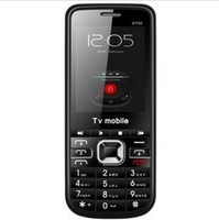 2013 TV Cell phone 6700 2.2'' MTK5118 1.3M camera 4 card 4 standby unlocked cell phone Free shipping