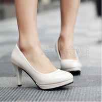 2014  hot sale lady sheels  high heel shoes Fashion high heels women heels 1 pair wholesale  free shipping