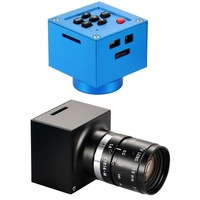 Scientific 1080p Hd High Definition Microscope Camera Eyepiece with Hdmi/usb/tf Card Output