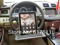 free shipping good quality Car  for ipad  deskboard car mid tablet mount car notebook shelf