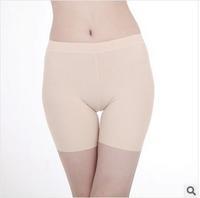 Free shipping new 2014 Sexy temptation Women dress Anti exposure seamless underwear Leggings 38066