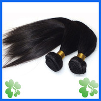 Queen Hair Products Straight Cheap 5A Unprocessed 100% Brazilian Virgin Remy Human Hair Weave