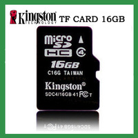 HK Post Free Shipping! Best Quality Wholesales- 4GB 8GB 16GB 32GB Micro SD Card for Original Kingston /5 pcs a lot