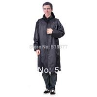 Belt strap hat trench Men's XXXL raincoat poncho long trench type poncho mantissas raincoat rain gear rainproof clothing